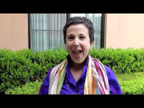 Marcia Wieder from Dream Univesity talks about the Affirmations Mirror