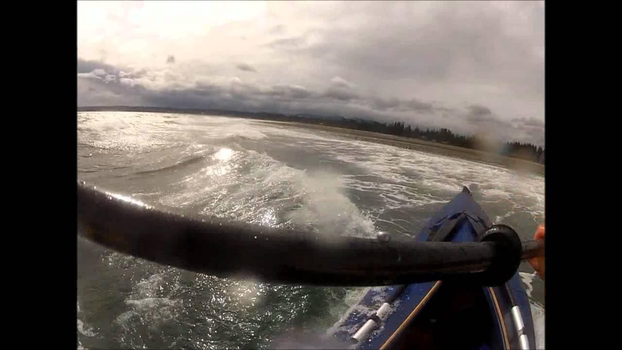 Klepper Aerius 1 | kayak capsize