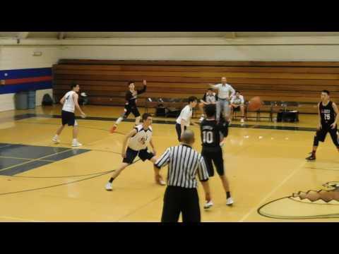 BCR JV vs Cagers Blue - JV Boys - 2017 BC Spring Tip-Off Basketball Tournament