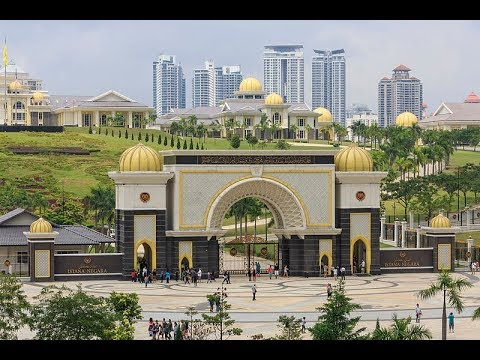 ISTANA NEGARA, New Royal Palace,  Kuala Lumpur, Malaysia