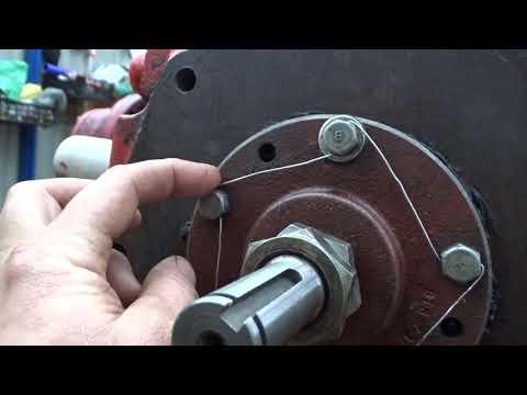 трактор Т 25\/регулировка валов КПП\/завершение работ по мосту и КПП