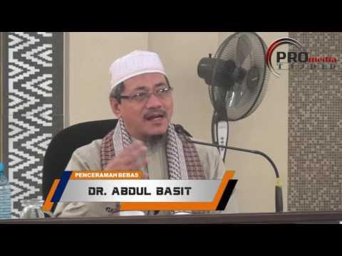 17-07-2016 Dr.Abdul Basit Abdul Rahman: 10 Perkara Kesan Iman Di Dalam Hati