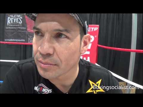 Sergio Martinez talks Miguel Cotto vs Canelo Alvarez, Gennady Golovkin vs David Lemieux & retirement
