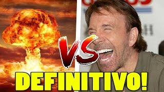 CHUCK NORRIS vs BOMBA NUCLEAR! EL DUELO DEFINITIVO! | Ultimate Epic Battle Simulator