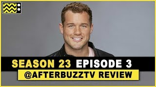 The Bachelor Season 23 Episode 3 Review & After Show