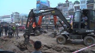 Thành phố Hạ Long đẩy nhanh tiến độ các công trình hạ tầng, đô thị
