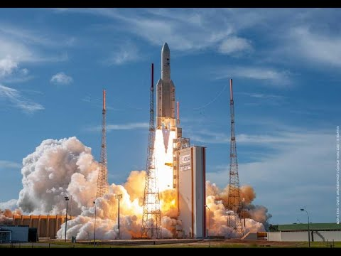 [REPLAY] Lancement d'Ariane 5 VA249 - 06/08/2019