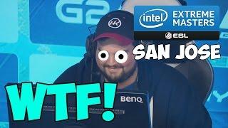 San Jose Intel Extreme Masters WTF! | CSGO