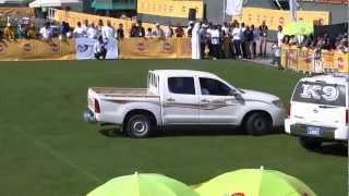 Dubai Pet Show 2013 Police Dogs Show