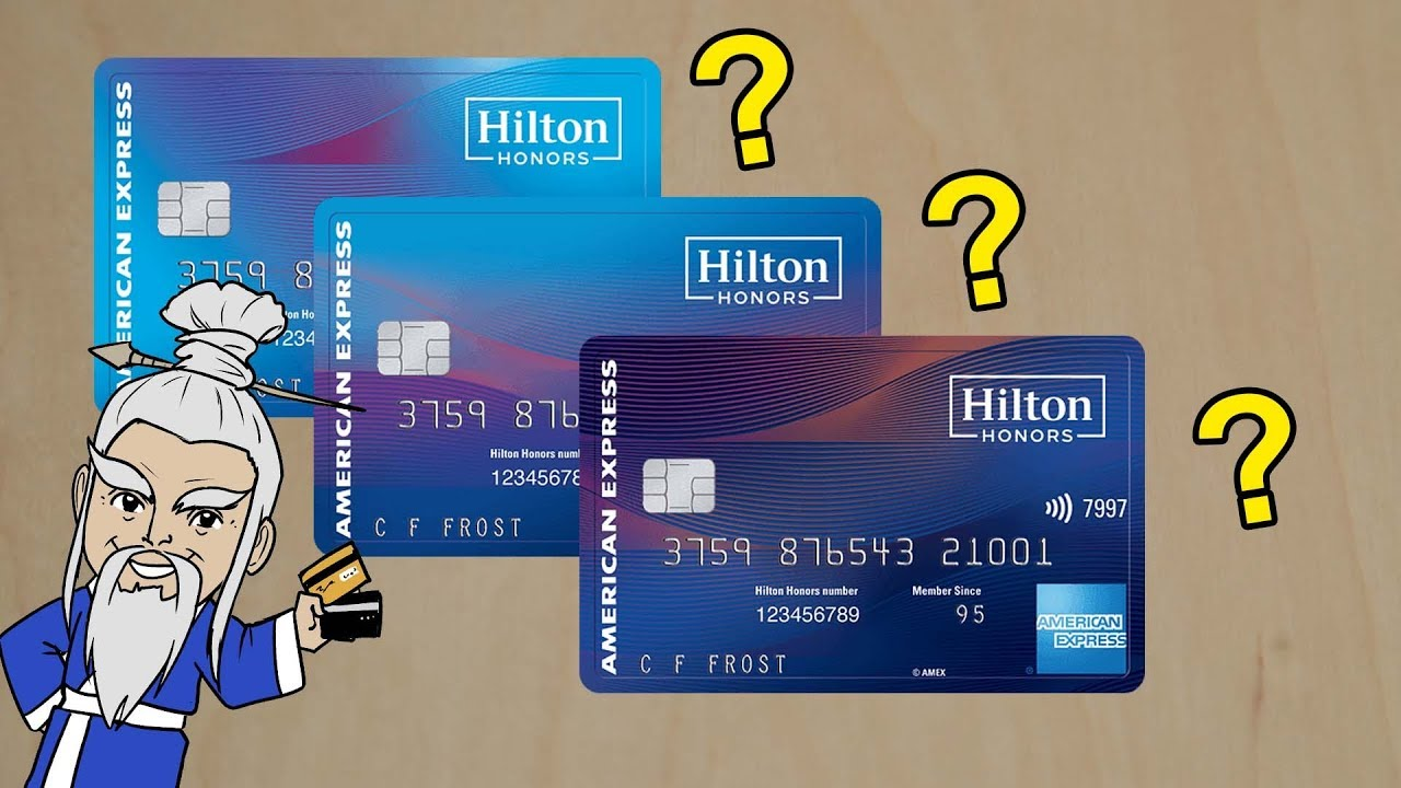 Whether your reward is cash back, miles or points, it adds up to money in your pocket. Which Hilton Amex Card Is Right For You Youtube