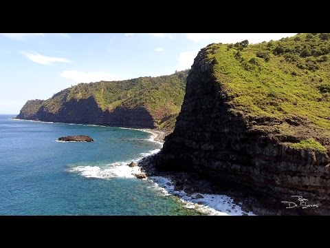 4K Hawaii - Maui and Molokai Drone - Time Lapse Compilation
