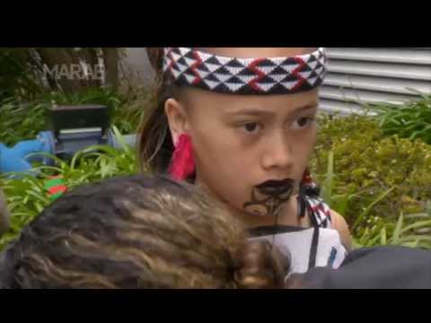 Te Mana Kuratahi - schools battling it out for kapa haka supremacy