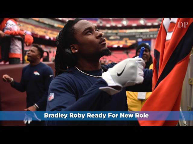 9dc085daf Bradley Roby is ready to unleash his edge with Denver Broncos  secondary