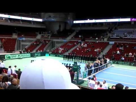 Thumbnail: Davis Cup 2016 Poland vs Argentina Ergo Arena Gdansk - here we go!