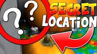 ALL NEW SECRET LOCATIONS AND AREAS!! - Roblox Bee Swarm Simulator