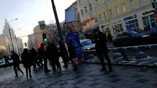 Смотреть видео Как просили! Для тех кто не в Москве! Мои любимые улицы Москвы онлайн