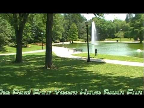 Sunday in the Park  - Summer 2011 Ohio State University - Mirror Lake