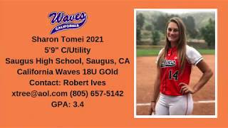 Sharon Tomei 2021 C/Utility Skills & Recruiting Video