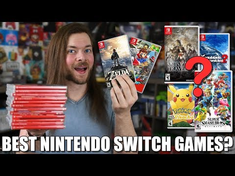 Top 10 BEST Nintendo Switch Games So Far.