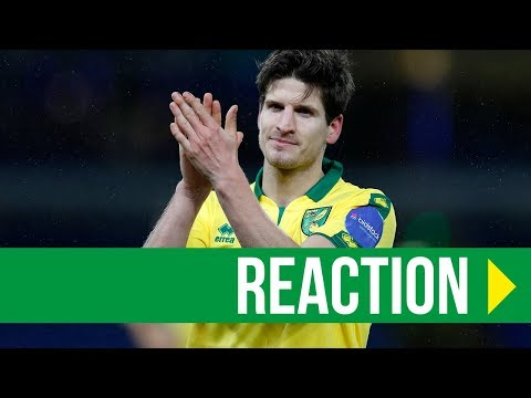 Chelsea 1-1 Norwich City (5-3 Pens): Timm Klose Reaction