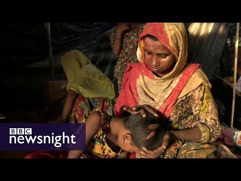 Rohingya crisis: The Tula Toli massacre - BBC Newsnight