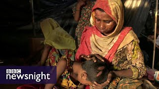 Rohingya crisis: The Tula Toli massacre - BBC Newsnight