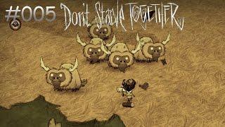DON'T STARVE TOGETHER #005: Alles nimmt nun Form an. [HD+] | Let's Play Don't Starve