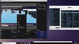 How To Make A 24/7 Music Stream With Audio Visualizer [OBS
