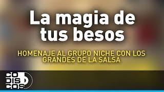 La Magia De Tus Besos, Charlie Cardona - Audio