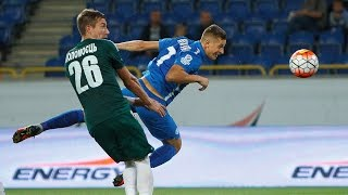 Dnipro vs Vorskla full match