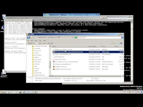 Domain Management in PowerCenter and Informatica Administrator