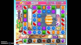Candy Crush Level 451 w/audio tips, hints, tricks