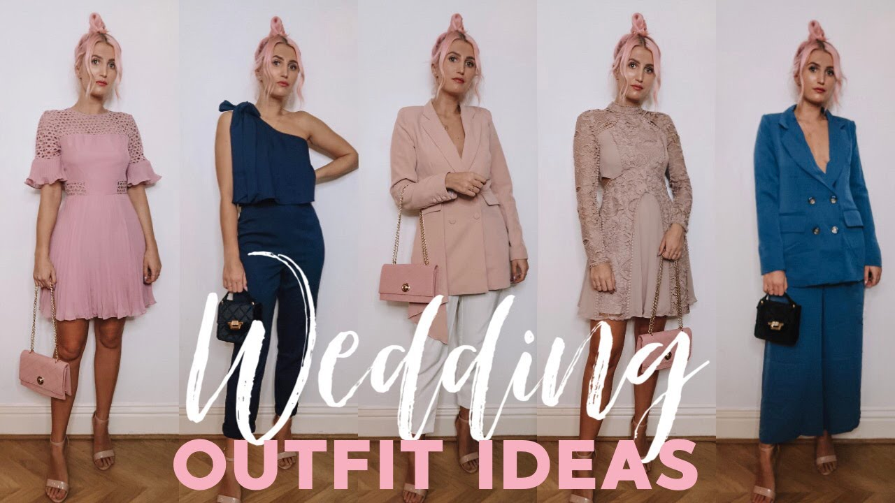 [VIDEO] - WEDDING GUEST OUTFIT HAUL 2019 | ASOS, PLT, MISSGUIDED 7