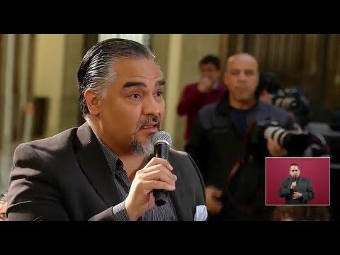 ¿MÉXICO VIOLENTO O MACHISTA? RESPONDEN A VICENTE EN MAÑANERA DE AMLO