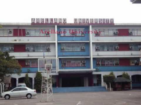 Arellano University Hymn