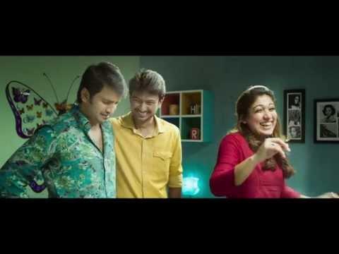 Nannbenda Official Teaser HD  | Udhayanidhi Stalin | Nayanthara | Santhanam | A.Jagadesh