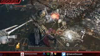[ Dark Souls 2 ] - Skeleton Lord