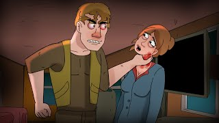 4 True Horror Stories Animated Compilation