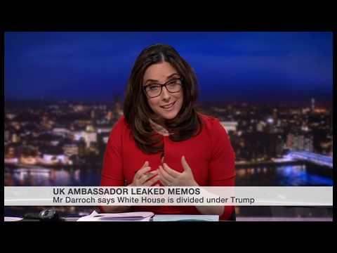 Latest Interviews Showreel - BBC World/News Channel