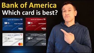 2021 BEST Bank of America Credit Cards  Review & Ranking