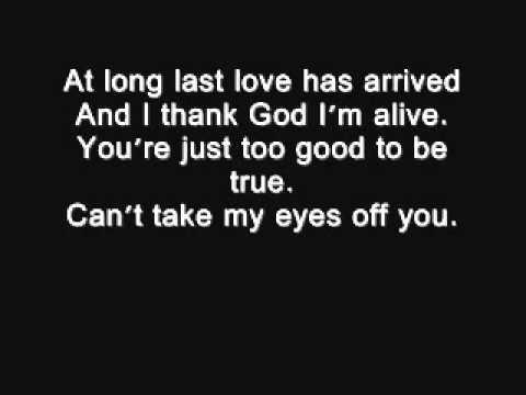 I love you baby Frank Sinatra - YouTube
