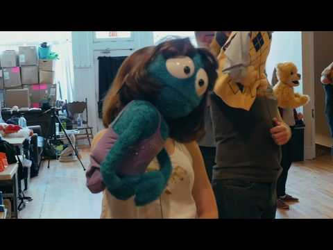 Behind The Scenes of Avenue Q at Mercury Theater Chicago