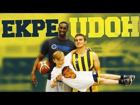 EKPE UDOH'LA BLOK PARTİSİ!!!