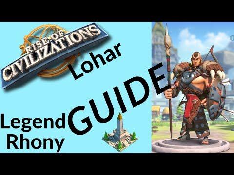 Commander spotlight Lohar - tip's and advice's - Rise of kingdoms