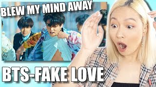 BTS (방탄소년단) 'FAKE LOVE' MV REACTION + GIVEAWAY