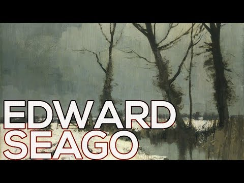 Edward Seago: A collection of 77 paintings (HD)