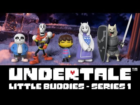 UNDERTALE Little Buddies - Series 1