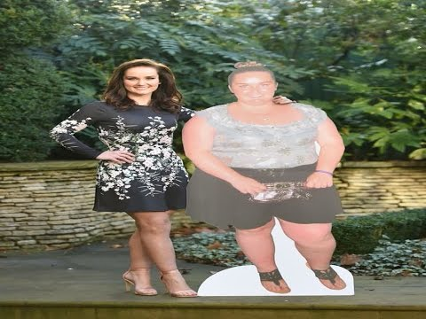 Bride-To-Be Shed Half Her Body Weight In A Year So She Would Look Good In Her Wedding Photos