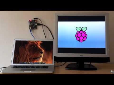 VNC Viewer on Raspberry Pi - YouTube