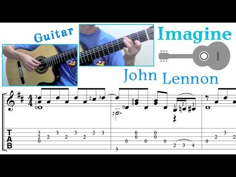 Imagine / John Lennon (Guitar)
